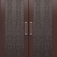 Шкаф для одежды (2-х дверный) без зеркал №9