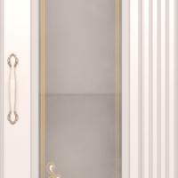 Шкаф-пенал правый со стеклом №32