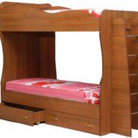 Кровать Юниор-1 с матрасами