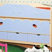 Кровать Омега 10 с матрасами