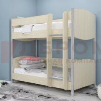 Кровать двухъярусная (без матрасов)