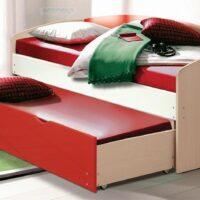 Кровать выдвижная МДФ с матрасами