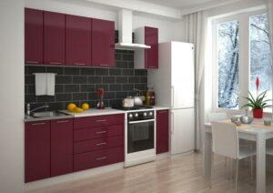 Кухня в розовом цвете - Цветовые решения для кухни 2019