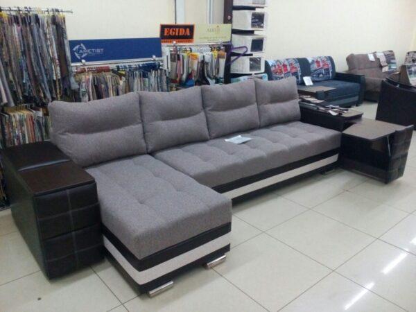Угловой диван №8
