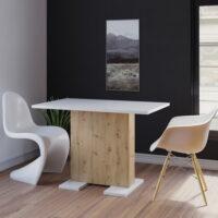 Flow небольшой обеденный стол для кухни в слите модерн
