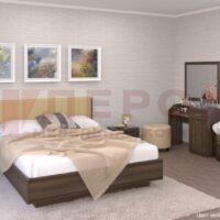 Спальный гарнитур Карина — композиция 7