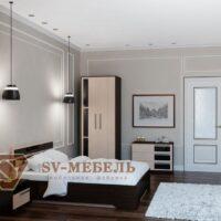 Модульный спальный гарнитур «Эдем 2»