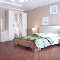 Модульный спальный гарнитур Александрия