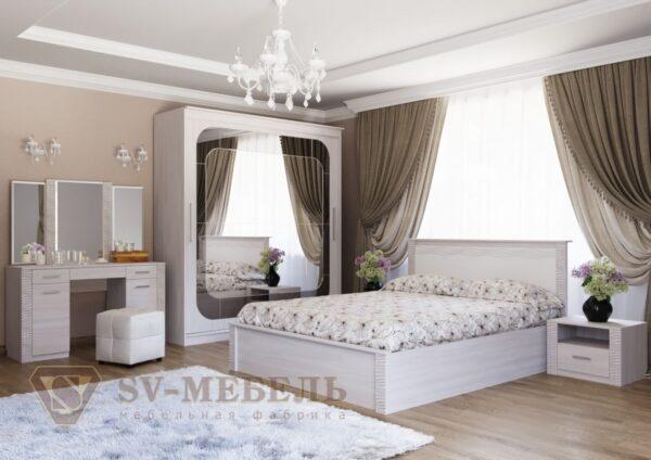 Модульный спальный гарнитур