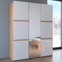 «Дакота» Шкаф 3-х дверный