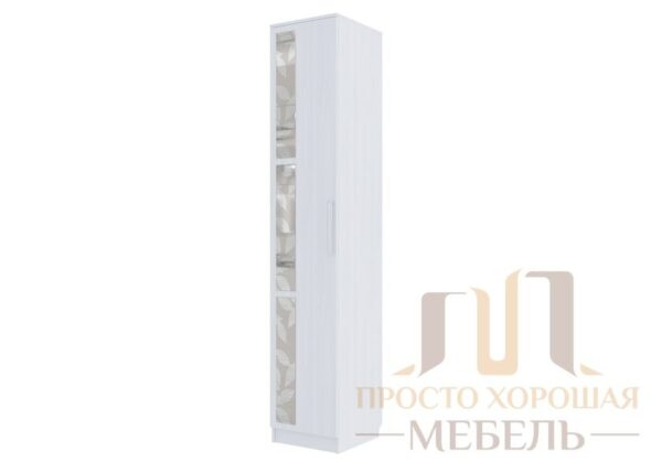 «Николь 1» Пенал (с комплектом стекол)