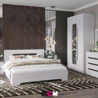 Модульный спальный гарнитур «Валенсия»