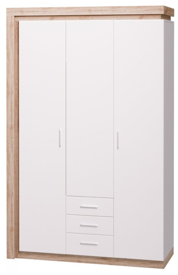 Люмен Шкаф 3-х дверный мод.15