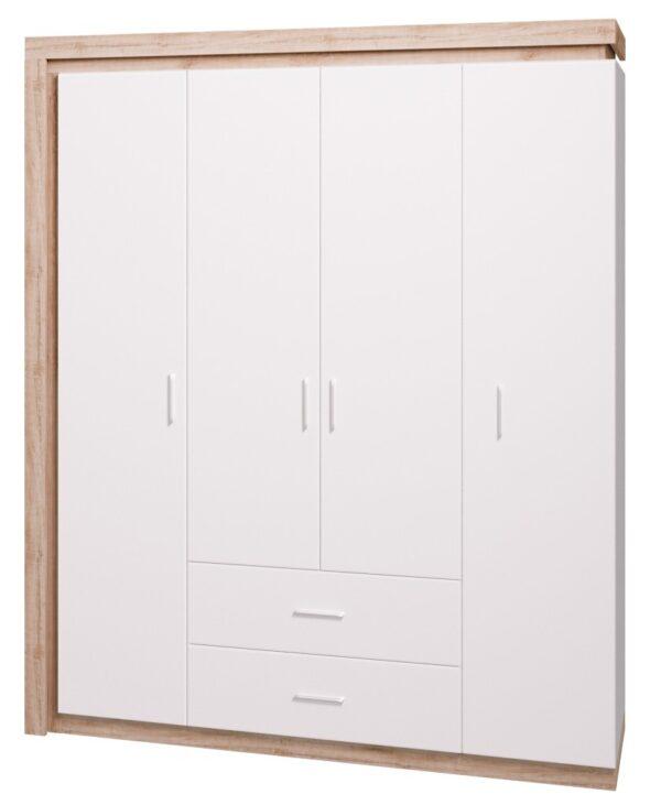 Люмен Шкаф 4-х дверный мод.16