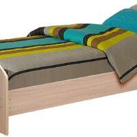 Кровать с матрасом без ящ. 80х190(200)