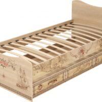 «Квест» мод.04 Кровать 90х190 с ящ.