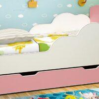 Кровать «Облака 1» с ящ. с матрасом 80х160