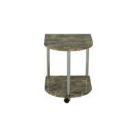 Столик чайный MK-6352-BG 45х40х46 см Бежевый 1 шт. в 1 кор.