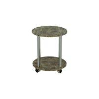 Столик чайный MK-6351-BG 40х40х46 см Бежевый 1 шт. в 1 кор.