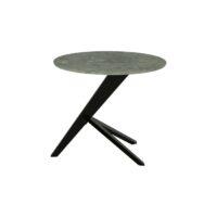 Столик приставной MK-6345-BG 57х40х53 см Серый 1 шт. в 1 кор.
